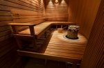 sauna ogrodowa z drewna