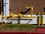 gaz ziemny, rury, instalacja