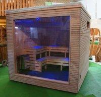 sauna wolnostojąca