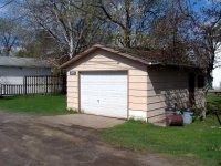 Brama garażowa uchylna